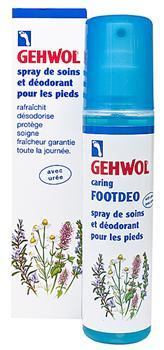 spray mot fotsvamp
